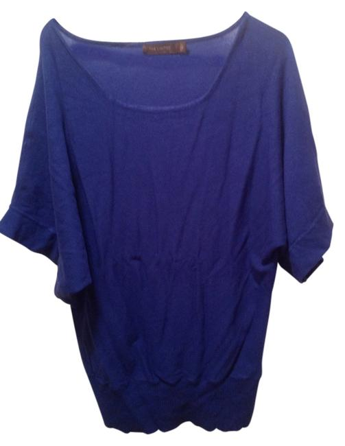 Preload https://img-static.tradesy.com/item/10210669/the-limited-blue-blouse-size-12-l-0-1-650-650.jpg