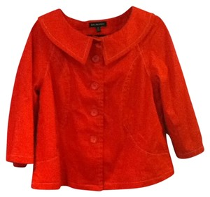 Jessica McClintock Cherry red Jacket