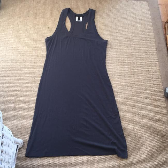 Item - Grey Mid-length Casual Maxi Dress Size 12 (L)