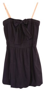 J.Crew short dress navy blue Bubble Hem J Crew on Tradesy