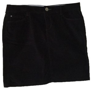 Tommy Hilfiger Mini Skirt Blac