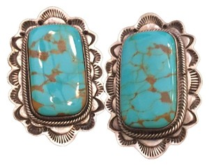 Mexico 925 Sterling Silver and Turquoise