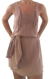 Jamison short dress Mauve on Tradesy