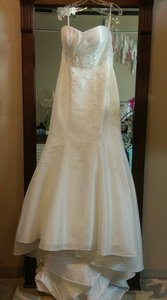 Casablanca A026 - Diamond Collection Wedding Dress