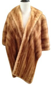 Other Mink Vintage Stole Classic Chic Cape
