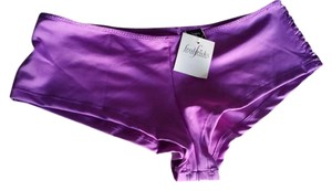 Frederick's of Hollywood Mini/Short Shorts Sugar Plum