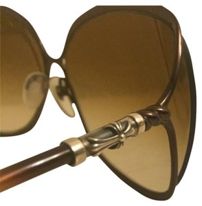2a31341626f8 Brown Chrome Hearts Sunglasses - Up to 70% off at Tradesy
