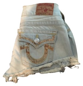 True Religion Cut Off Shorts
