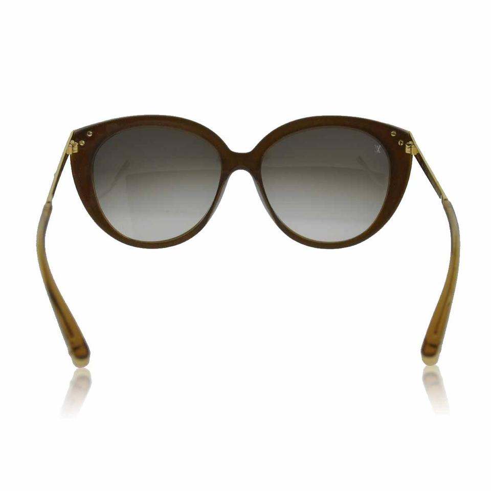 11b900e2142c8 Louis Vuitton Louis Vuitton Amber Sunglasses Z0620W Image 6. 1234567