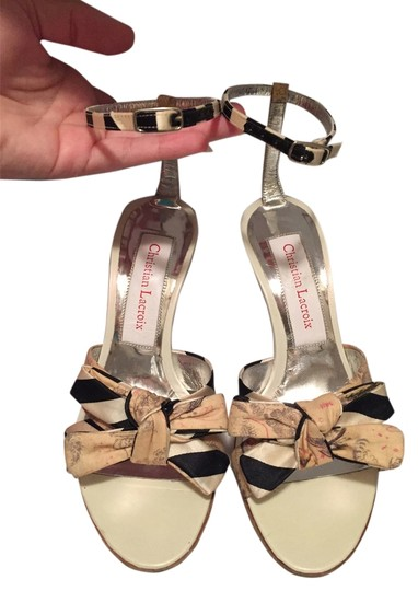 Preload https://item2.tradesy.com/images/christian-lacroix-strappy-mixed-design-with-ankle-straps-sandals-size-us-5-regular-m-b-10215541-0-1.jpg?width=440&height=440