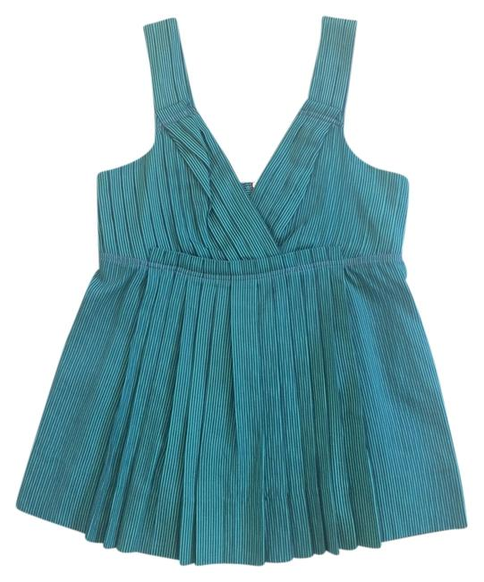 Preload https://img-static.tradesy.com/item/10215850/marc-jacobs-teal-blouse-size-2-xs-0-1-650-650.jpg