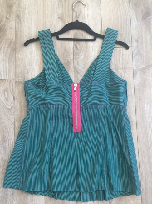 Marc Jacobs Top Teal Image 1