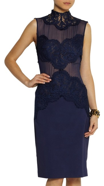 Preload https://item5.tradesy.com/images/lover-navy-vee-vee-lace-midi-short-cocktail-dress-size-4-s-10217104-0-1.jpg?width=400&height=650