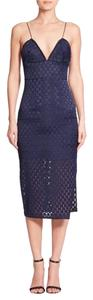 Nicholas Kirkwood Dot Embroidered Slip Dress