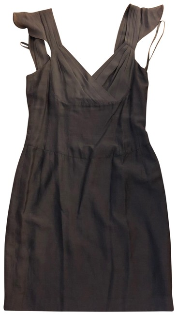 Preload https://item5.tradesy.com/images/allsaints-gray-rouge-mid-length-cocktail-dress-size-4-s-10217179-0-3.jpg?width=400&height=650