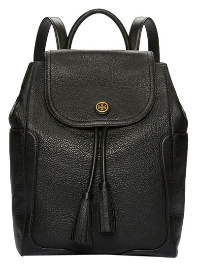 Preload https://item1.tradesy.com/images/tory-burch-frances-32159741-black-pebbled-leather-backpack-10217305-0-1.jpg?width=440&height=440