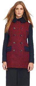 Tory Burch Tweed Pea Coat