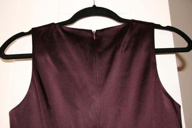 A|X Armani Exchange Acetate Party Holiday Dress