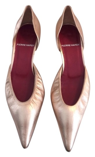 Preload https://item3.tradesy.com/images/pierre-hardy-rose-gold-d-orsay-pumps-size-us-8-regular-m-b-1021802-0-0.jpg?width=440&height=440