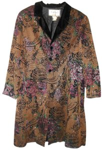 Mary McFadden Coat