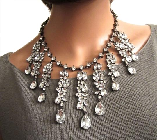 Preload https://img-static.tradesy.com/item/10218418/scaasi-clear-queen-s-crystal-rhinestone-necklace-signed-spectacular-mint-0-1-540-540.jpg
