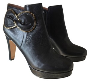 See by Chloé Vero Cucio Black leather Boots