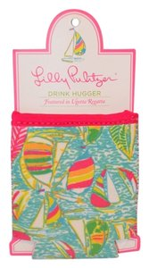 Lilly Pulitzer Lilly Pulitzer You Gotta Regatta Coozie-Brand New with Tags