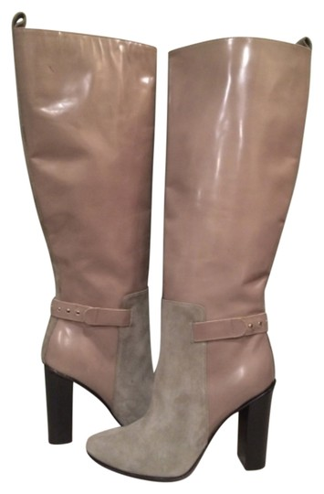 Preload https://item5.tradesy.com/images/diesel-new-black-gold-tall-leather-bootsbooties-size-us-7-10220794-0-1.jpg?width=440&height=440