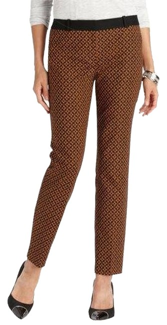 Preload https://img-static.tradesy.com/item/10221157/ann-taylor-loft-orange-zoe-ankle-straight-leg-pants-size-0-xs-25-0-2-650-650.jpg