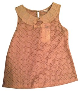 Freeway Apparel Top Peach