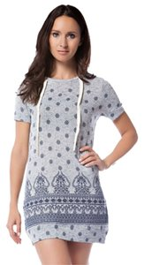 Private Collection short dress Heather Gray on Tradesy