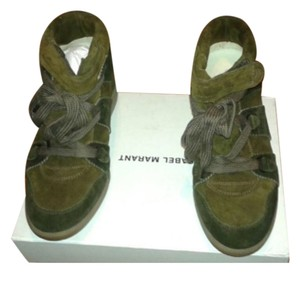 Isabel Marant Green Athletic