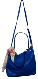 NYC Perlina Tote in Royal Blue