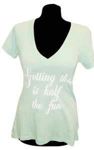 Wildfox Couture T Shirt Mint