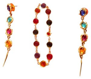 Other REDUCED Multicolored earrings and bracelet