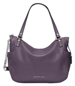 Michael Kors Tote Chandler Leather Shoulder Bag