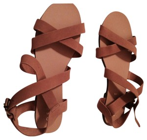 Office London Tan Sandals