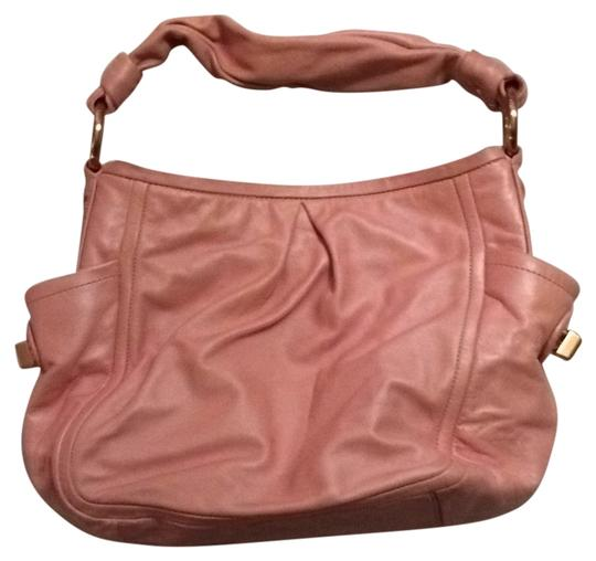 Preload https://item1.tradesy.com/images/coach-b0982-13412-pink-leather-hobo-bag-10224235-0-1.jpg?width=440&height=440