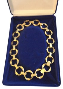 Camrose & Kross QVC - Jacqueline Kennedy Bold Circle Link Necklace