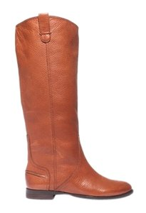 Madewell Archive Boot Riding Boot Tan Brown Boots