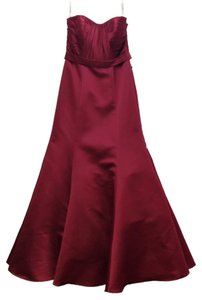 Bari Jay Holiday Satin Dress