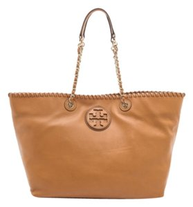 Tory Burch Tote in Royal tan brown