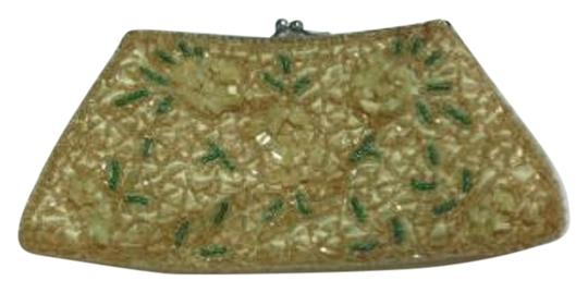 Preload https://item3.tradesy.com/images/floral-gold-beaded-satin-clutch-10228567-0-1.jpg?width=440&height=440