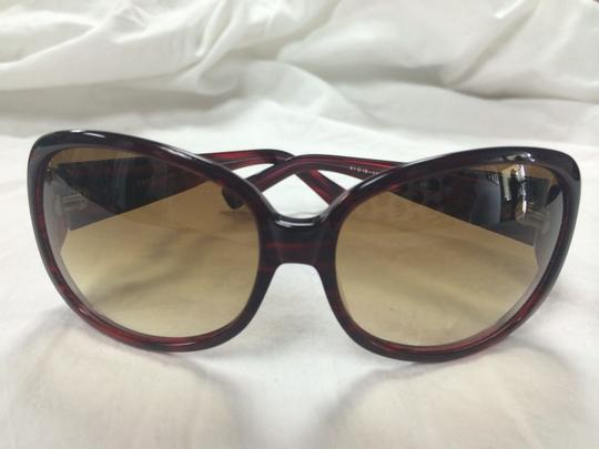 Salt Works Salt Polarized Sunglasses Red/Burgundy