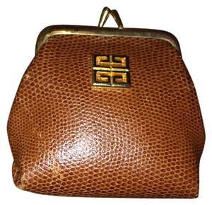 Givenchy Givenchy Leather Coun Purse