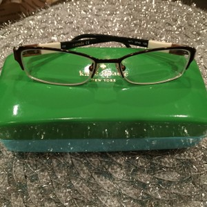 Kate Spade Authentic, Excellent Condition Kate Spade Eyeglasses Pati, Brown Women's Metal