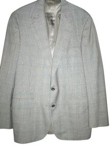 Ralph Lauren Gray Tweed Blazer