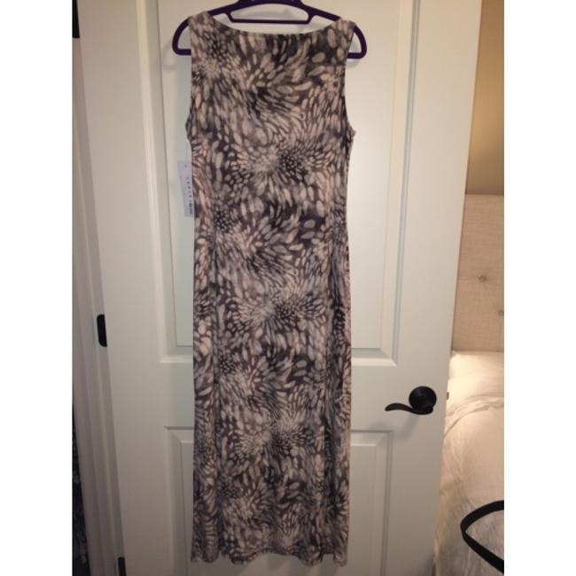 Tan and brown Maxi Dress by Tribal
