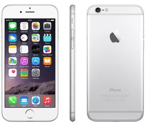 Apple iPhone 6plus 64gb T-Mobile Unlocked GSM +AppleCare 2yrs Apple iPhone 6 Plus silver 64gb T-Mobile +Applecare 8/2/17