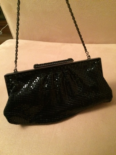 The Limited Black Clutch